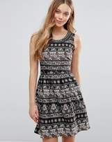 Yumi Elephant Print Dress