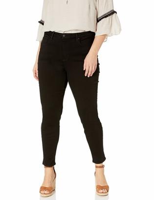 NYDJ Women's Plus Size AMI Skinny Legging in Sure Stretch Denim