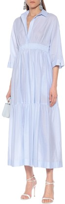 Max Mara Cotton maxi dress