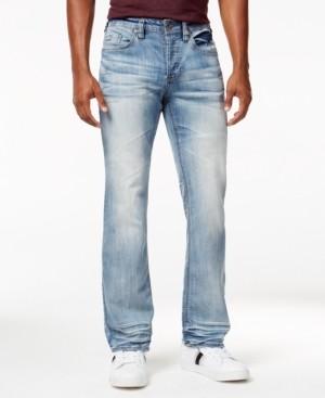 Buffalo David Bitton Men's Bootcut King-x Stretch Jeans
