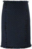 Gianluca Capannolo straight skirt