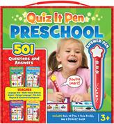 Publications International Quiz It Pen Box: Preschool
