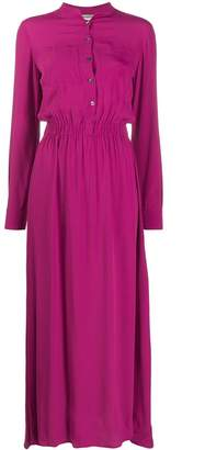 Semi-Couture Semicouture long button-up dress