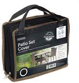 Gardman 4 Seater Round Patio Cover Set - Grey