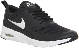 Nike Thea Black White