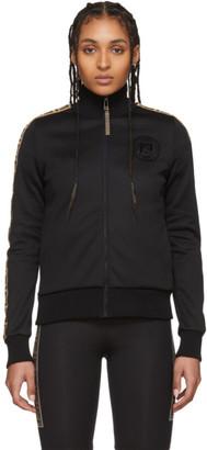 Fendi Black Forever Track Jacket