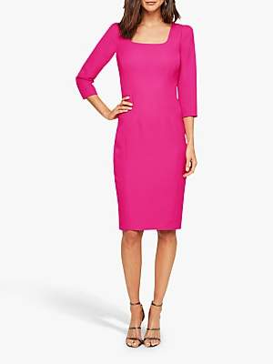 Damsel in a Dress Sheridan Sleeved Fitted Dress