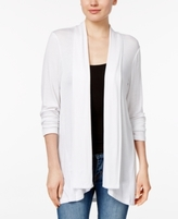 Style&Co. Style & Co Style & Co Petite Open-Front Cardigan, Created for Macy's