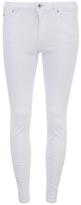 Maison Scotch Women's La Parisienne Plus Jeans White Lie White