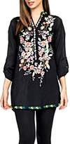 Adore Perfectly Embroidered Blouse