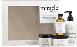philosophy 'miracle worker' full size kit ($165 Value)