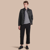 Burberry Lightweight Packaway Field Jacket with Detachable Gilet