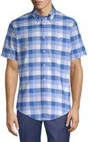 Brooks Brothers Men's Gingham Sport Shirt