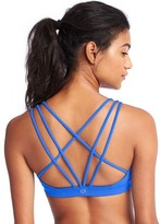 Gap Low impact Coolmax® layer triple-strap sports bra