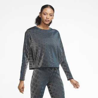 Nike Women's Running Midlayer Top Run Division