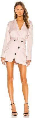 Marissa Webb Cyrus Suit Dress