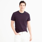 J.Crew Piqué T-shirt in stripe