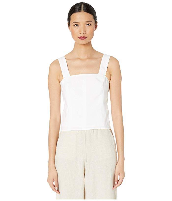 34eb21fe976575 Crop Shell Top - ShopStyle