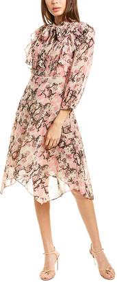 Walter Baker Zendaya Midi Dress