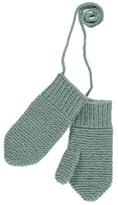 Ketiketa Garter Wool Mittens