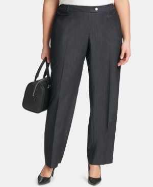 Calvin Klein Size Modern Dress Pants