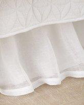 Pom Pom at Home King Linen Voile Dust Skirt