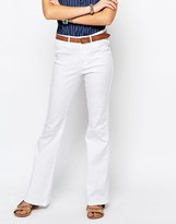 Only Royal High Waist Retro Flare Jeans