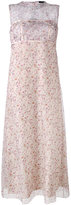 Calvin Klein Collection floral print dress - women - Silk - 40