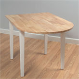 Asstd National Brand Tiffany Wood-Top Dining Table