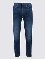 Blue Harbour Tapered Fit Stretch Jeans
