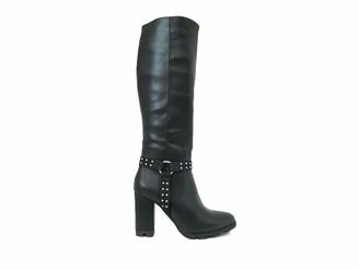 Maria Mare Mariamare Women's 62324 High Boots Black (Lotus Negro/Era Negro C35275) 7 UK