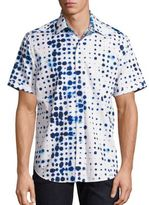 Robert Graham Biosphere Button-Down Shirt