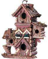 Home Locomotion Gingerbread Style Birdhouse