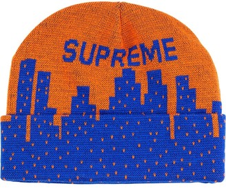Supreme New York beanie