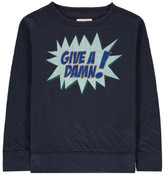Bellerose Sale - Sokaw Give A Damn Sweatshirt