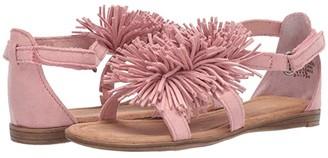 Minnetonka Kids Eloise (Toddler/Little Kid/Big Kid) (Blush) Girl's Shoes