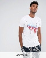 Asos TALL T-Shirt With NYC Print