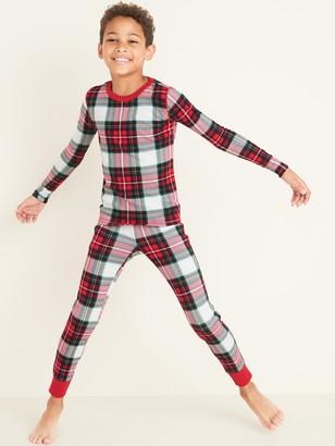 Old Navy Printed Pajama Set for Boys