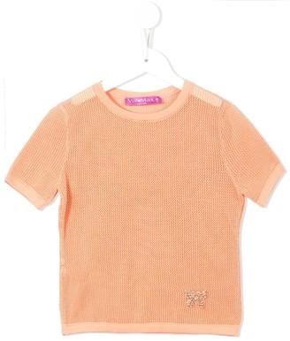 Valmax Kids Rib Knitted Top