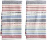 Food Network Summer Stripe Kitchen Towel 2-pk.