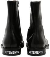 Vetements Church's Chelsea Boots
