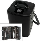 Picnic Time Oakland Raiders Manhattan Cocktail Case