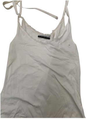 Viktor & Rolf White Cotton Top for Women