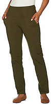 As Is Women with Control Tall Tummy Control Cargo Pants