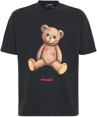 Dom Rebel Smooch Cotton Jersey T-Shirt