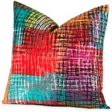 Crayola Etch 16-Inch Square Throw Pillow