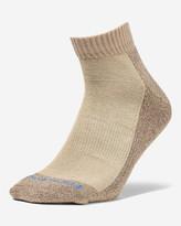 Eddie Bauer Men's Trail COOLMAX® Quarter Socks