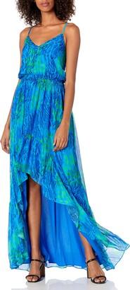 Ramy Brook Women's Printed Trudy Sleeveless Midi Dress