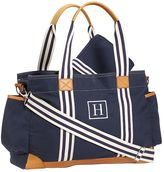 Pottery Barn Kids Navy Classic Diaper Bag