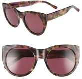 Raen Women's Durante 53Mm Retro Sunglasses - Wren